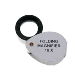 Folding Magnifier - Pocket