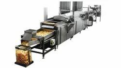 Continuous Snacks & Pellets Fryer