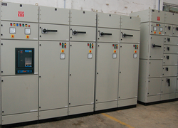 PLC Controlled Automatic Panel
