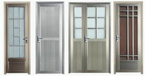 Aluminum Door & Aluminum Door Aluminum Door | Sector-49 Noida | S.S. Decorator ...