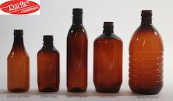 Pharma Syrup PET Bottle