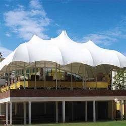 Wide Span Fabric Canopy Structures & Fabric Canopy at Best Price in India