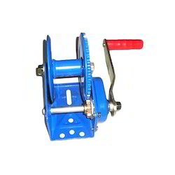 Manual Winch Machine