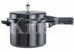 Aluminum Inner Lid Pressure Cooker - Hard Anodized