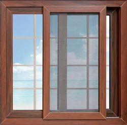 Aluminum Glass Sliding Window