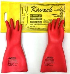 Kavach Electrical Safety Hand Gloves 11 Kva