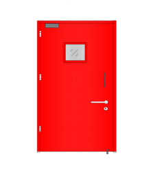 Metal Fire Retardant Doors