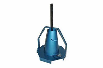 Concrete Testing Equipment Slump Cone Manufacturer From