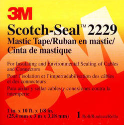 3M Scotch Seal 2229 Compound 3.75in X 10ft X 125in