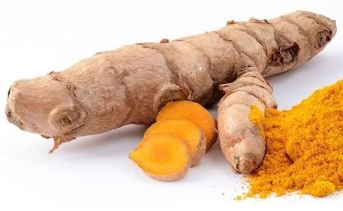 Yellow Organic Turmeric Seeds/Root