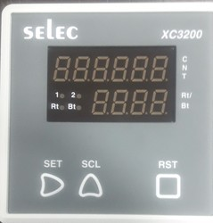 Digital Counter Meter Dual Display