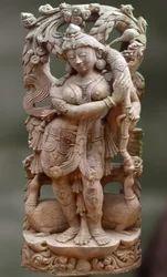 Sandstone Sculpture Chikura