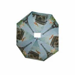 Fancy Printed Umbrella