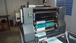 Roll to Roll Paper Printing Machine
