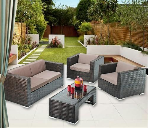 Wooden Outdoor Sofa Sets