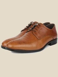 Leather Formal Shoes, Size: 9