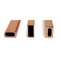 Rectangular Copper Tube, Packaging Type: Loose, Thickness: 1 - 10 Mm