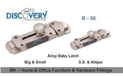 Alloy Baby Latch
