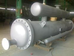 Hydraulic Oil Cooler shell and tube