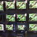 Display Racks - TV / AC
