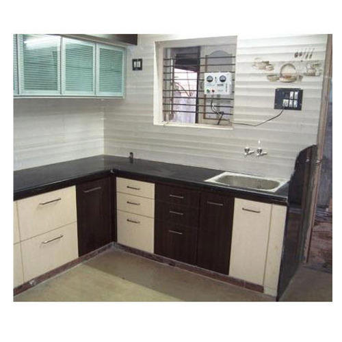 Designer Modular Kitchen At Rs 360 Square Feet: Modern Modular Kitchen At Rs 1550 /square Feet