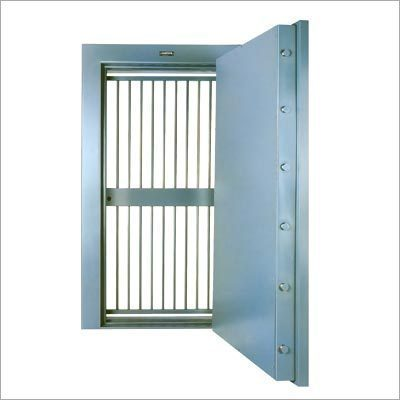 Strong Room Door & Strong Room Door at Rs 75400 /piece   Devland Estate   Ahmedabad ...