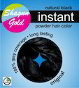 Shagun Gold Instant Black Hair Color, Usage: Personal And Parlour