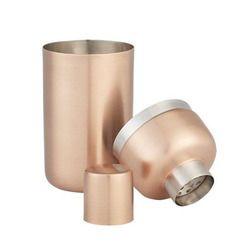 Copper Cocktail Shaker - NJO 1813CP