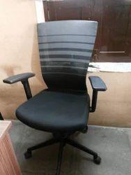 Black Maruthi Enterprises Imported Net Chair