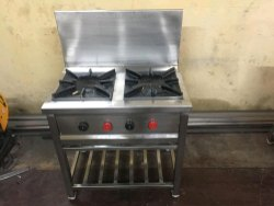 Double Gas Burner