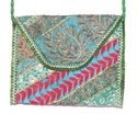 Kantha Embroidery Bag