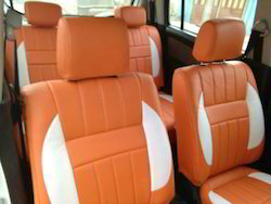 Rexin Wagnor Seat Cover