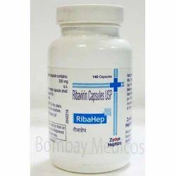 Ribavirin Capsules USP