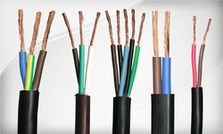R R kabel PVC Insulated Control Cables, 100m