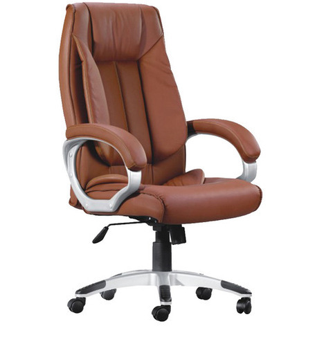 Executive Chair In Brown Colour