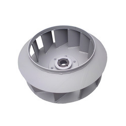 Backward Curved Impeller