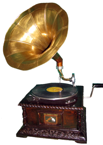 Antique Gramophones Carving Antique Gramophones Exporter