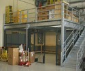 Mezzanine Floor Fabrication Service