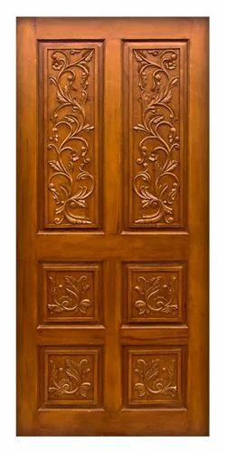 Teakwood door teak wood main door designs excellent teak for Readymade teak wood doors hyderabad