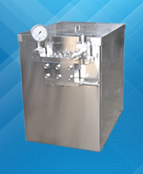 High Pressure Homogenizer