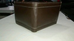 Spine Leather Wallet