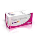 Zacfit Deflazacort Tablets, Packaging Type: Box, Packaging Size: 10*10