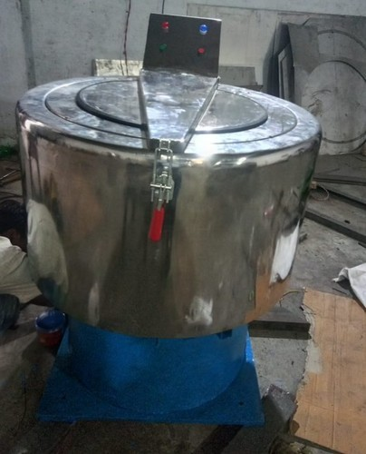 "Rajkamal 30""*12"" Inch Direct motor drive Hydro extractor machine, Direct Drive"