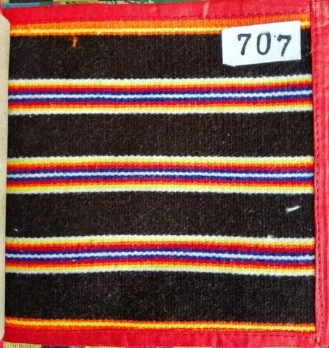 Striped Wool Carpet