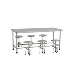 SS Canteen Dining Table