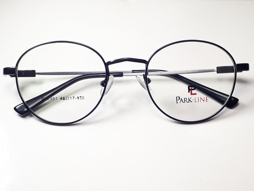 Spectacle Round Frame