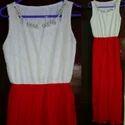 Long dresses, gowns