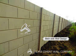 Concrete Folding Prestressd Wall