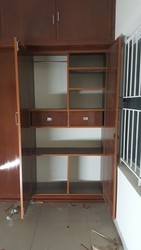 PVC Bedroom Wardrobe