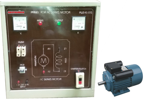 Single Phase Capacitor Motor 1HP,230V With Control Panel